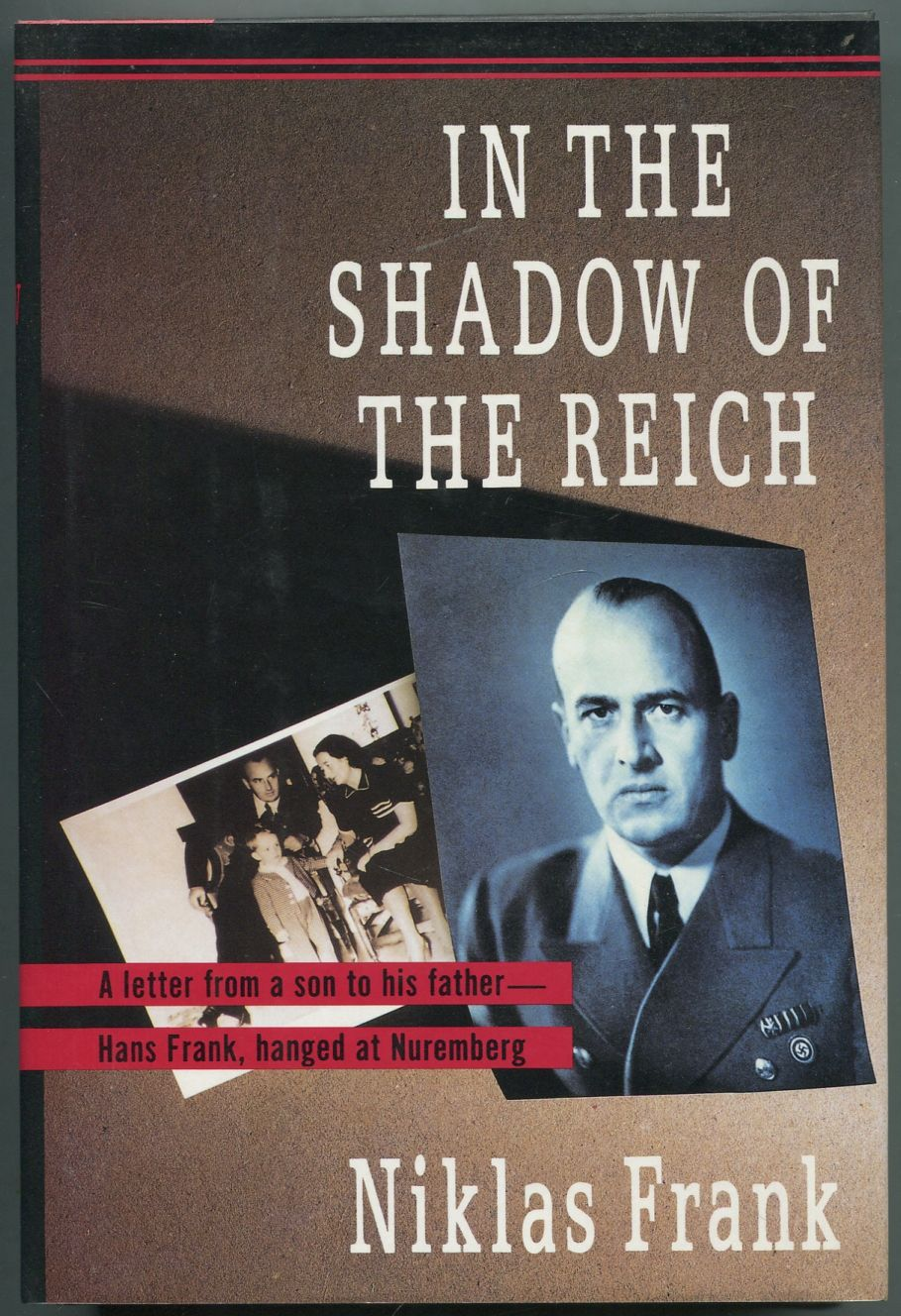 Niklas Frank: In the Shadow of the Reich (book cover)