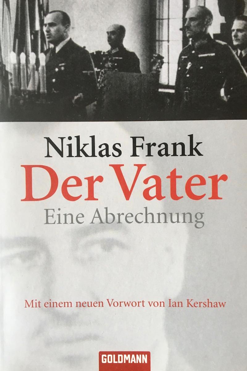 Niklas Frank: Der Vater (Buchcover)