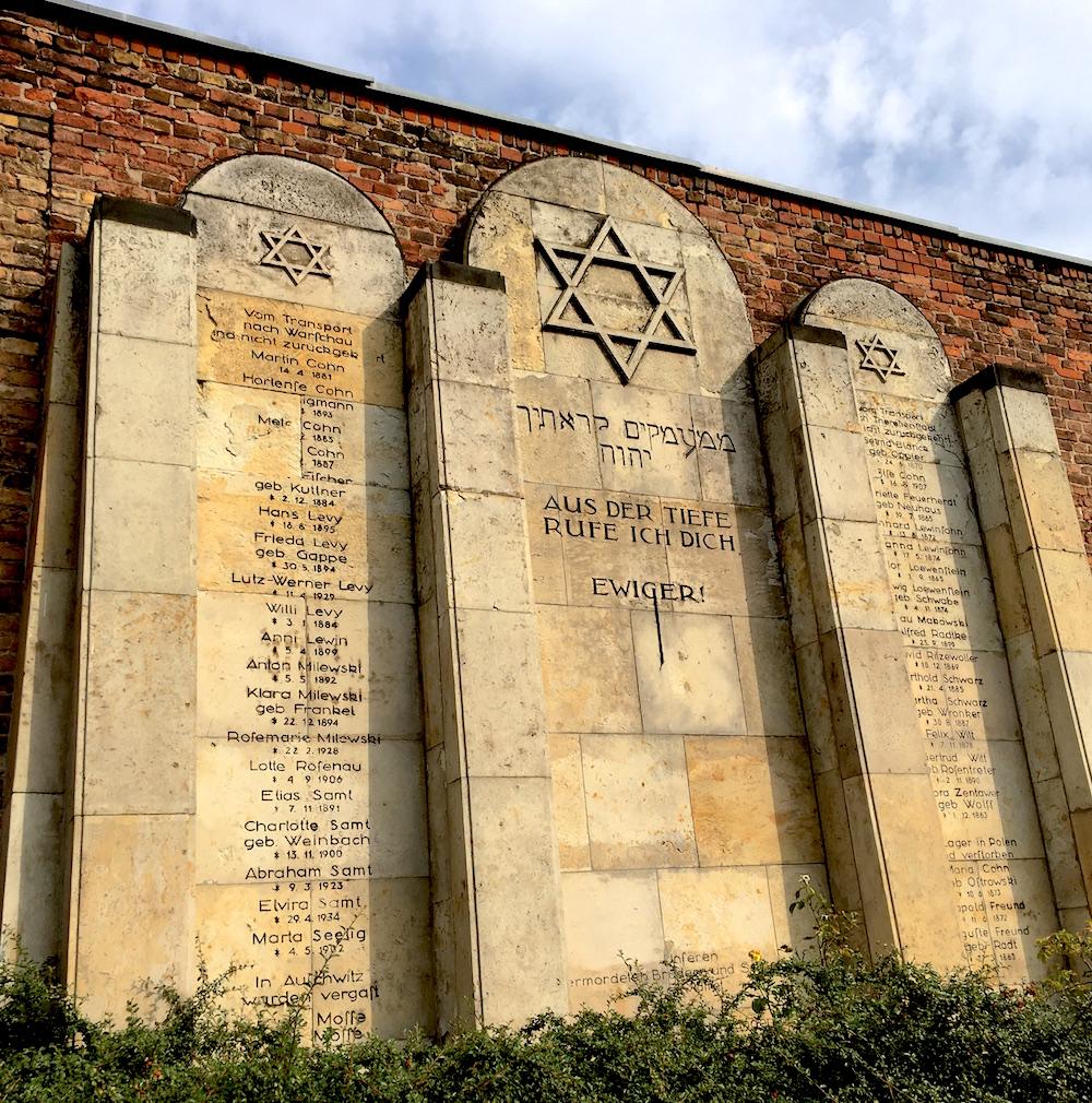 Brandenburg Jewish Cemetery