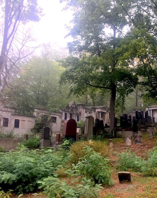 Potsdam Jewish Cemetery