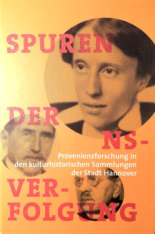 Spuren der NS-Verfolgung: Buchcover