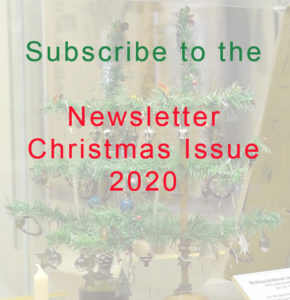 Newsletter Subscription Christmas Issue 2020