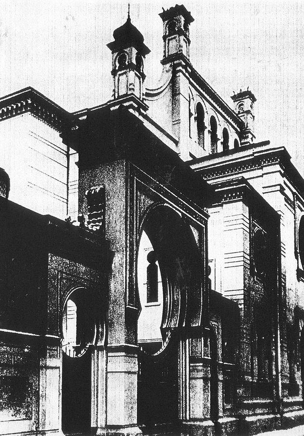 Old Synagogue Magdeburg