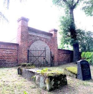 Jewish cemetery in Stendal