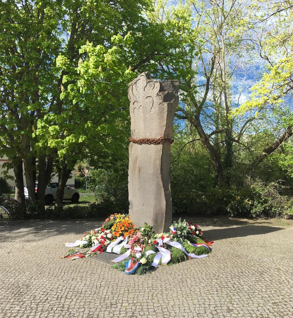 KZ Aussenlager Lichterfelde Mahnmal