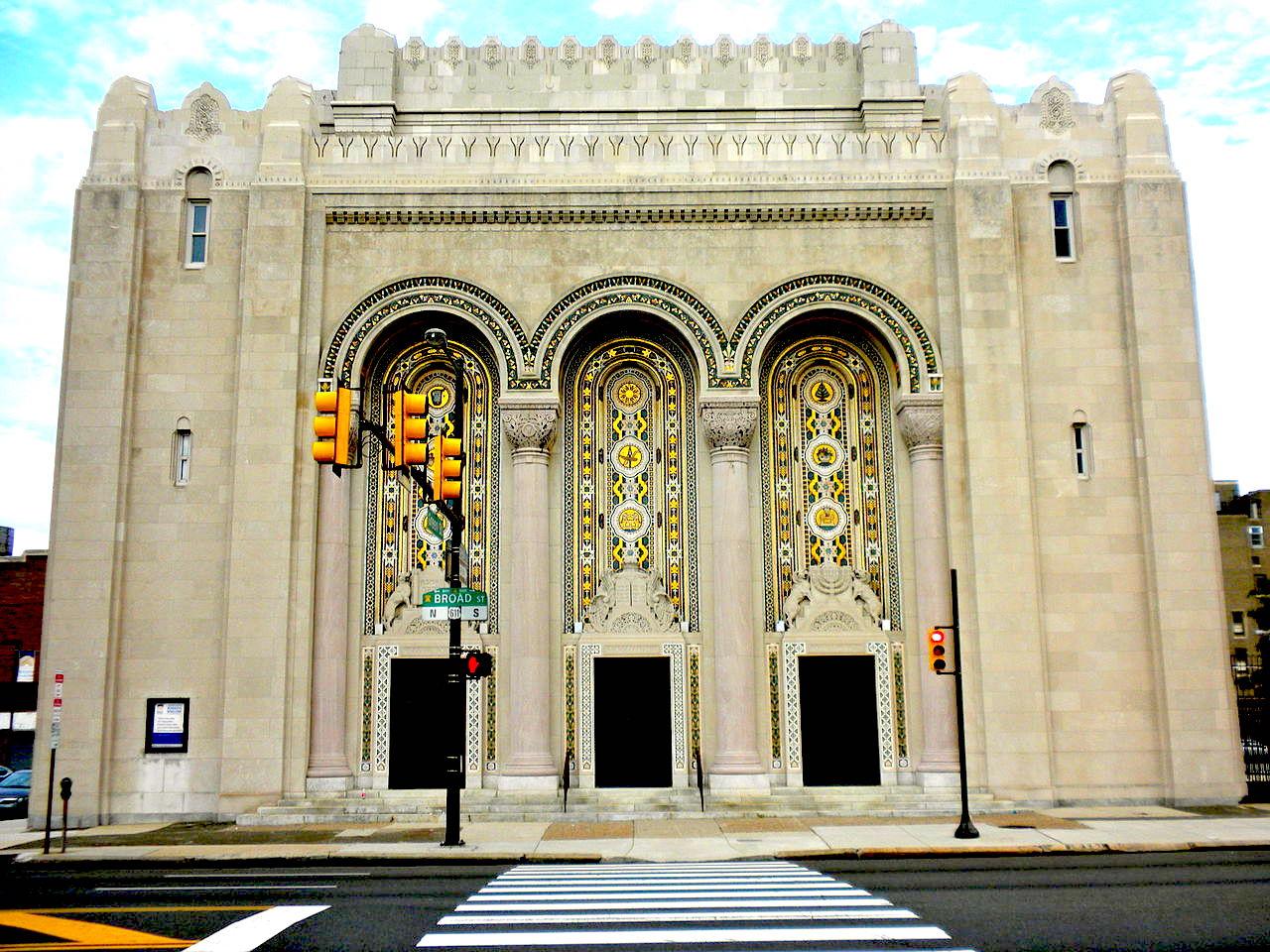 Rodeph Shalom Synagogue in Philadelphia